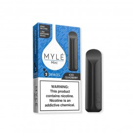 Myle Mini - Iced Quad Berry - Disposable Device