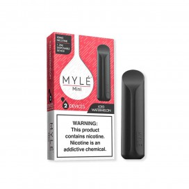 Myle Mini - Iced Watermelon - Disposable Device