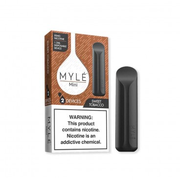 Myle Mini - Sweet Tobacco - Disposable Device