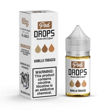 Vanilla Tobacco by Pod Drops