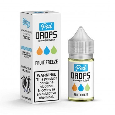 Fruit Freeze Pod Drops by Bru Juice