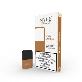Myle Vapor - Iced Coffee
