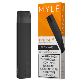 Myle Slim - Iced Mango - Disposable Device
