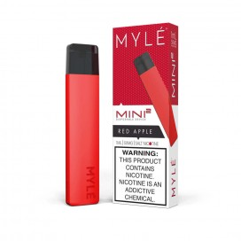 Myle Mini2 - Red Apple - Disposable Device