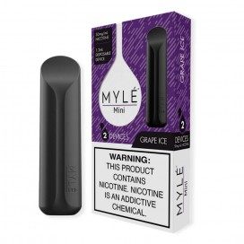 Myle Mini - Iced Grape - Disposable Device