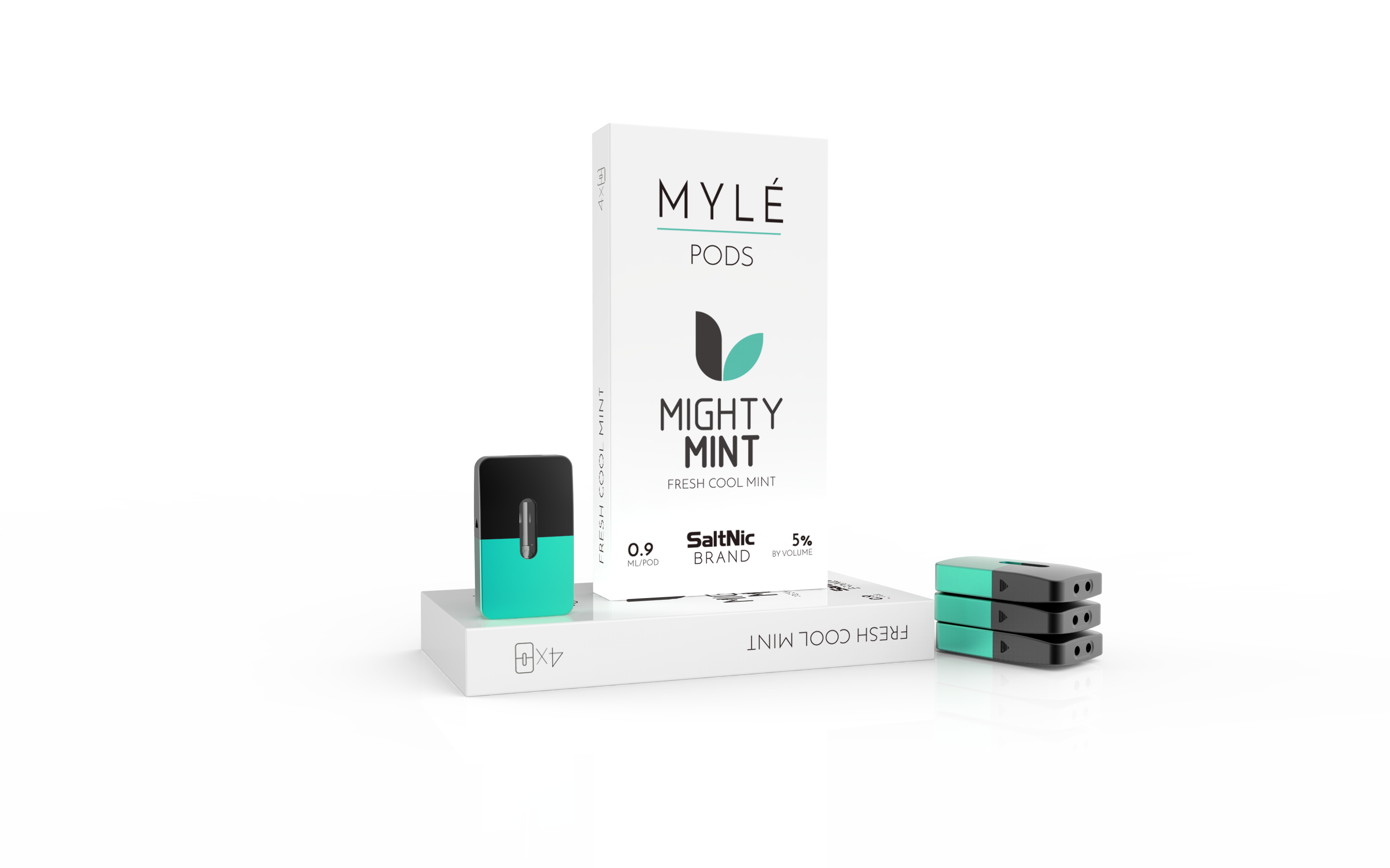Myle Vapor Mighty Mint