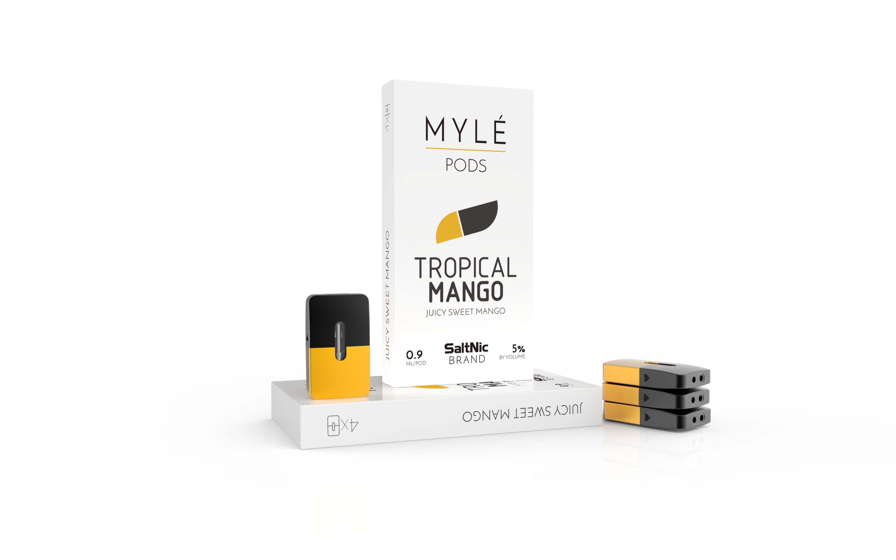 Myle Vapor Tropical mango