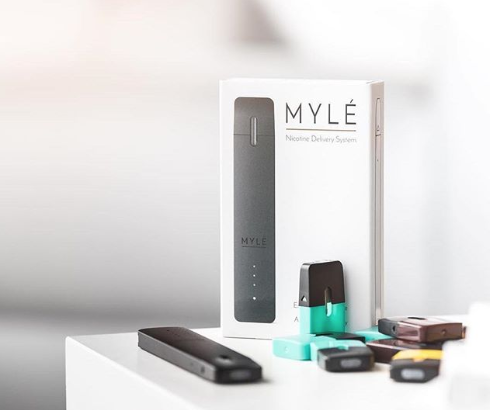 Myle Vapor - Closed Pod System